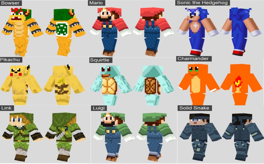 How Do You Make A Portal On Skins For Minecraft Pe Game Minecraft - Skin para minecraft o